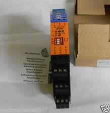 Commutazione amplificatore intrinsecamente sicuro n0032a, nv1221 / 115VAC / RL / 1D / 1g