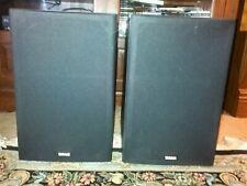Pair of YAMAHA NS-A636 SPEAKERS 3-WAY 140 W Studio Monitor Speakers