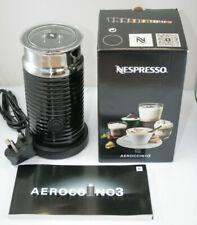 Nespresso Aeroccino 3 - Milk Frother And Heater - Black