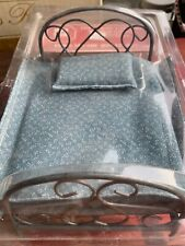 NIP NOS Dollhouse Miniature 1:12 Double Iron Bed by Town Square Miniatures