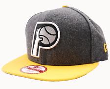 fd0f28e8ac3 Indiana Pacers Era 9fifty Shader Melton Wool NBA Basketball Snapback Cap Hat