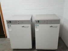 2x NuAire NU-5510e DHD AutoFlow Co2 Air-Jacketed Incubator - Spares Repairs