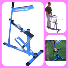 Blue Flame Baseball & Softball Pitching Machine Strong Sturdy Frame