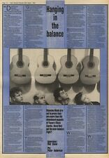26/3/83PN18 ARTICLE WITH PICTURE: DEPECHE MODE HANGING IN THE BALANCE