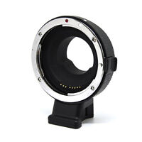 JinTu EF-M4/3 II Auto Focus Lens adapter For Canon EF/EF-S lens to M4/3 Camera