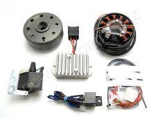 DKW RT 125-175-200-250 12V/100W Powerdynamo Lichtmaschine + kontaktlose Zündung