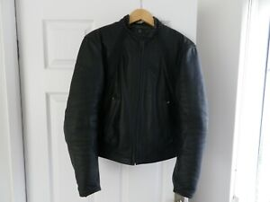 Leather Jacket Dainese Ladies Size 44 US Small 8/10
