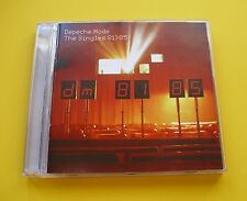 "CD "" DEPECHE MODE - THE SINGLES 81>85 "" BEST OF / 17 SONGS (MASTER & SERVANT)"