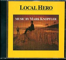 Mark Knopfler - Local Hero CD West Germany Blue Vertigo