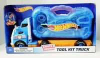 Hot Wheels Lights and Sound Tool Kit Truck New.