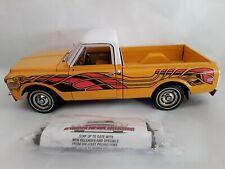 Chevrolet Chevy 1972 * Fleetside Pickup * 1:18 Ertl Highway 50879