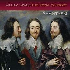 Phantasm Elizabeth Kenny - Lawes: The Royal Consort (NEW 2SACD)