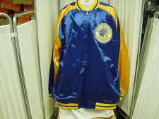 NBA Golden State Warriors Throwback Warm Up Jacket Hardwood Classics Size 4XLT