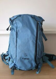 F-Stop LOTUS Camera Bag - Blue Fstop F Stop AJNA backpack rucksack ICU