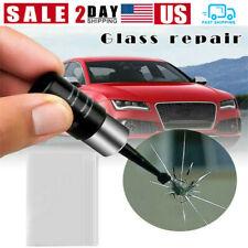 1/2/5pcs Automotive Glass Nano Repair Fluid Car Windshield Resin Crack Tool Kit