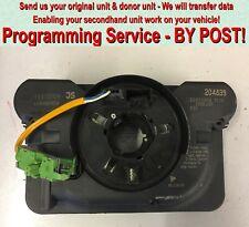 Vauxhall Opel Astra H Zafira B CIM Unit Programming service BY POST!