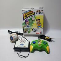 Sealed CASE OF 4 FOUR Backyard Baseball & Soccer 2-in-1 Plug Play TV Video Game
