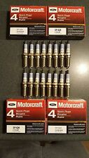 Motorcraft OEM SP-526 Ford Platinum Spark Plugs 6.2 V8 F150 Raptor Set of 16 OE