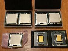 New listing Lot of Intel Xeon Processors Cpus Mac Pro/ 4,1/ 5,1 x5650 E5620 E5520 W3520