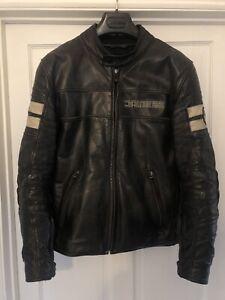 Dainese HfF D1 Motorbike Leather Jacket,UK40,EU50