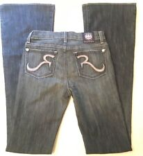 NWT Rock & Republic Ruby Lowrise Bootcut Jeans Rapunzel Sample 25