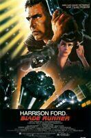 Blade Runner Movie Poster Wall Photo Print 8x10 11x17 16x20 22x28 24x36 27x40