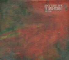 BETWEEN THE BURIED AND ME The Great Misdirect CD + DVD Deluxe Digipak