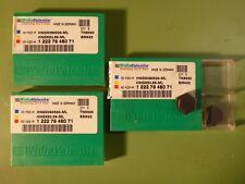 10 x WIDIA Wendeschneidplatten SEKN1204AF.N-1 SEKN43AF.N-1 TTR in OVP