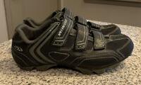 Specialized Body Geometry Cycling Shoe Woman Size 11 Sport MTB 6111-4042 Black