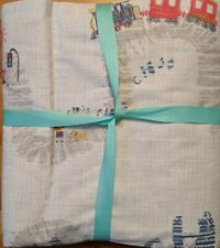 New ListingHome Collection Boys Twin Duvet Cover Shams French Train Motiff Free Ship