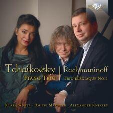 Klara Würtz / Dmitri Makhtin / Alexander Knia - Tschaikowski/Rachmaninow:Pi NEU