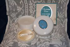 Vintage Diorella Christian Dior Paris 4  OZ Dusting powder New in Box