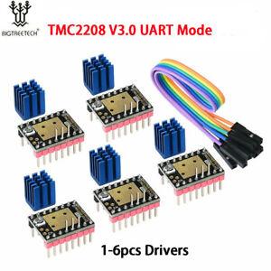 BIGTREETECH TMC2208 V3.0 Stepper Motor Driver UART 3D Printer For SKR 2/Pro V1.2