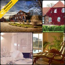 3 Tage 2P Mecklenburger Seenplatte Wellness Hotel Wochenende Hotelgutschein