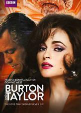 Burton and Taylor (DVD, 2014)  Helena Bonham-Carter, Dominic West