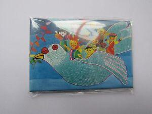 Authentic Japan Hiroshima Peace Memorial Museum Magnet from Japan