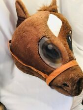 Horse Head Costume Dan Dee Plush