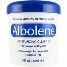 Albolene 12oz Moisturizing Cleansing Cream XL SIZE Fragrance Free 12oz