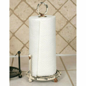 Metal Paper Towel Holder Kitchen Supplies Home Decor
