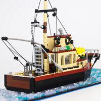 The Orca-Jaws Model Building Blocks Set Kids Educational Toys Bricks MOC-38659