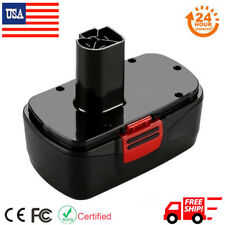 19.2 Volt For Craftsman DieHard C3 NiCd Battery 11375 11376 130279005 130279003