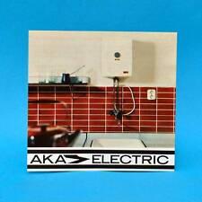 Heisswasserspeicher N 5 AKA Electrica 1970 | Werbezettel Werbung DDR Sörnewitz B