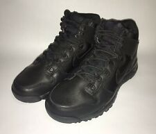 aa713c1b4d New ListingNike Mens SB Dunk High Boot Size 8 Triple Black Shoes  (536182-001)