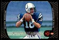 New listing 1998 UD 3 Future Shock Peyton Manning RC Colts #FS61