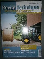 John Deere tracteur 5G 5080G 5090G - 5080 5090 G : revue technique RTMA 194