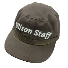 Wilson Staff Army Cap Hat Fitted L/XL