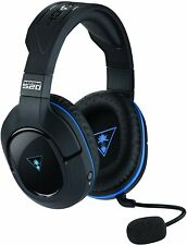 Turtle Beach Ear Force Stealth 520 Wireless 7.1 Surround Sound Gaming Headset PS