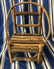 Boyd's Bears Twig Adironadak Chair Retired Free Shipping!