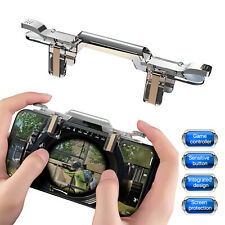 Mobile Phone Game Controller Fire Button Key Gamepad Shooter Trigger for PUBG US