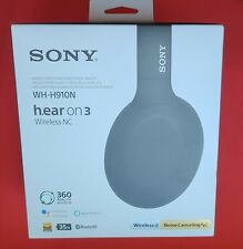 Sony Wh-H910N h.ear on 3 Bluetooth Noise Canceling Stereo Headphones